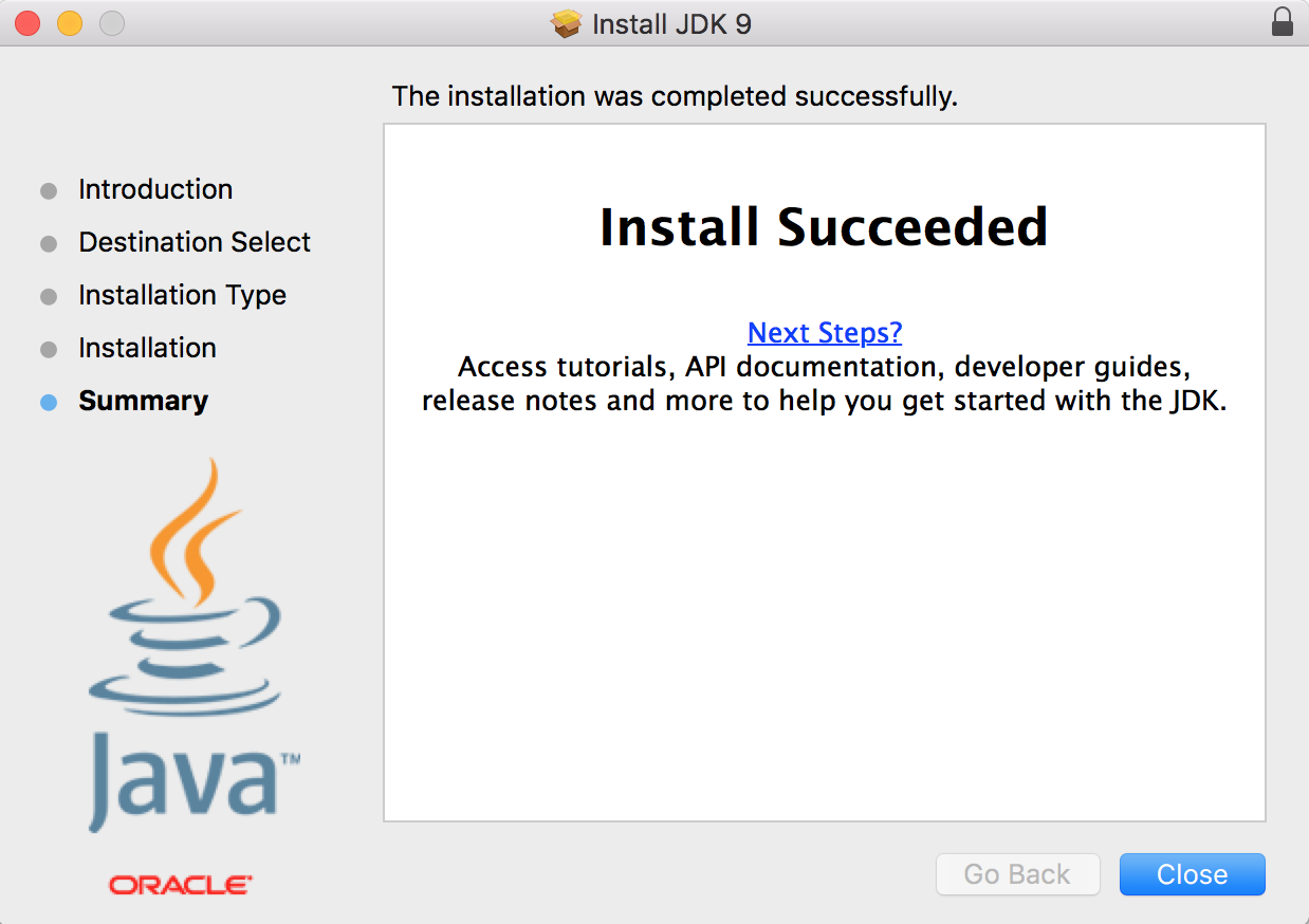 Java-9 Installation Part 3